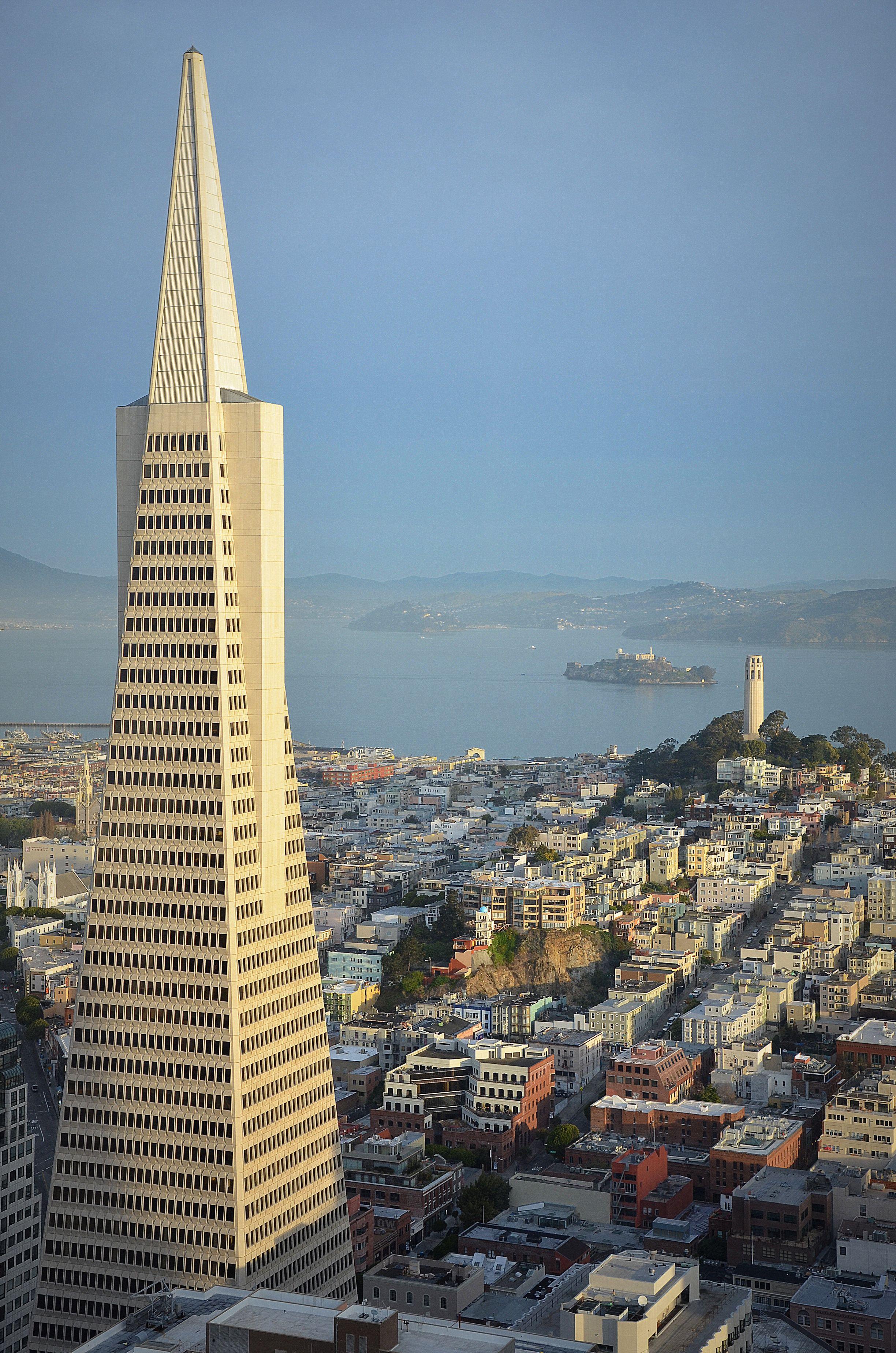 San Francisco, Transamerica building