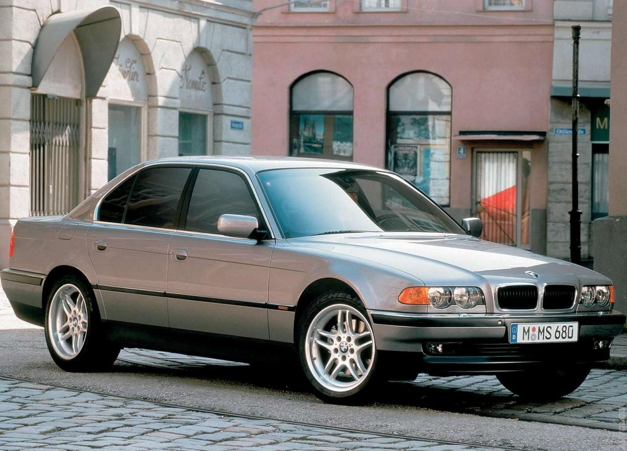 1999 bmw 740i i wanted this car for a long time