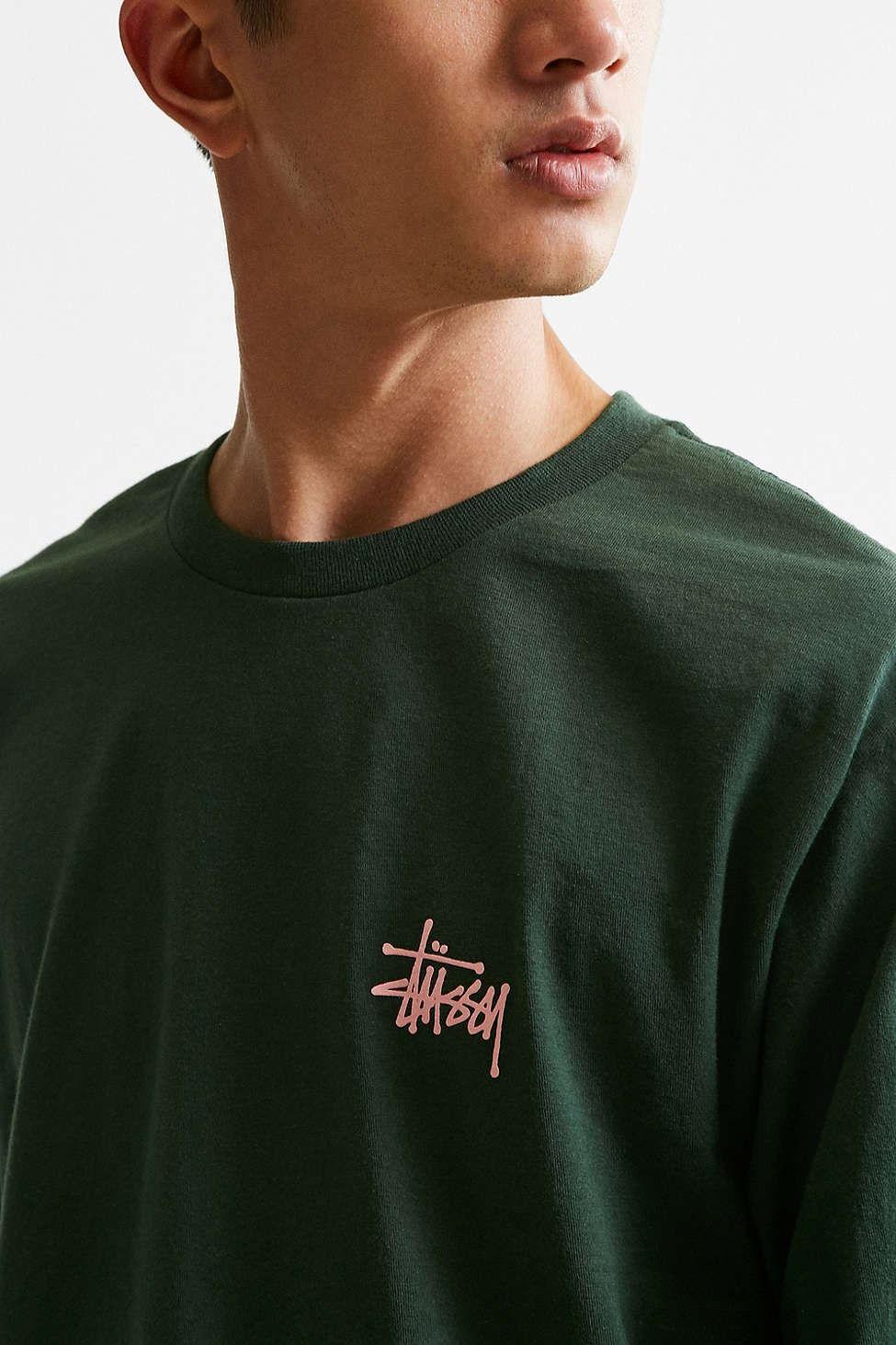 Basic Long Sleeve Tee Shirt