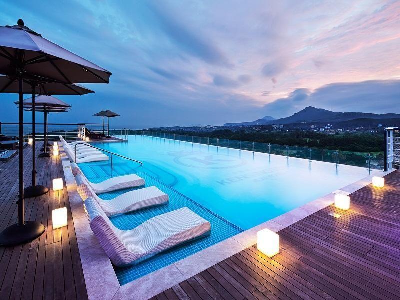 Kensington Jeju Hotel Island South Korea Aa