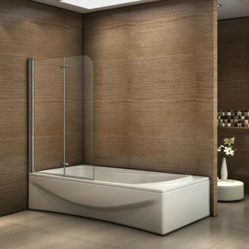 Details About Aica Pivot Folding Hinge Bath Screen Shower Door Panel 1400mm Glass Seal Bath Shower Screens Shower Door Panel Shower Doors