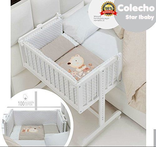 Star Ibaby Completo - Moisés colecho Star Ibaby https://www.amazon.