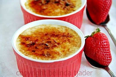 Strawberry Creme Brulee: The sour taste from the strawberry were mixed with the sweet from the sugar, also, the crunchy burned sugar topping made it tasted heavenly.