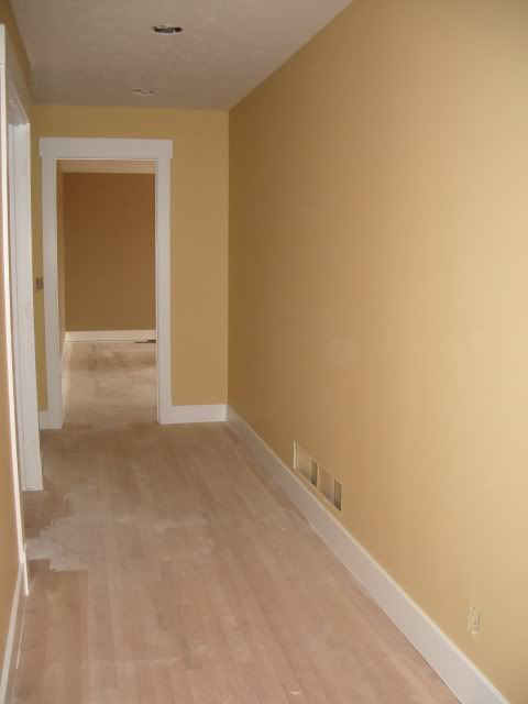 Humble gold paint color Sherwin Williams