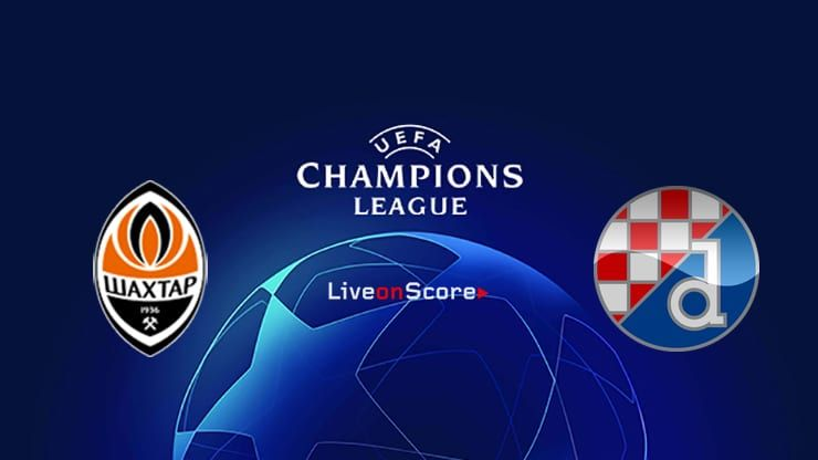Shakhtar Donetsk Vs D Zagreb Preview And Prediction Live Stream Uefa Champions League 2019 2020 Uefa Champions League Champions League Champions League Live