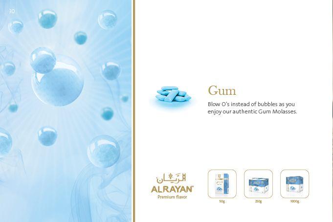 Pin Di Alrayan Premium Flavour Catalogue