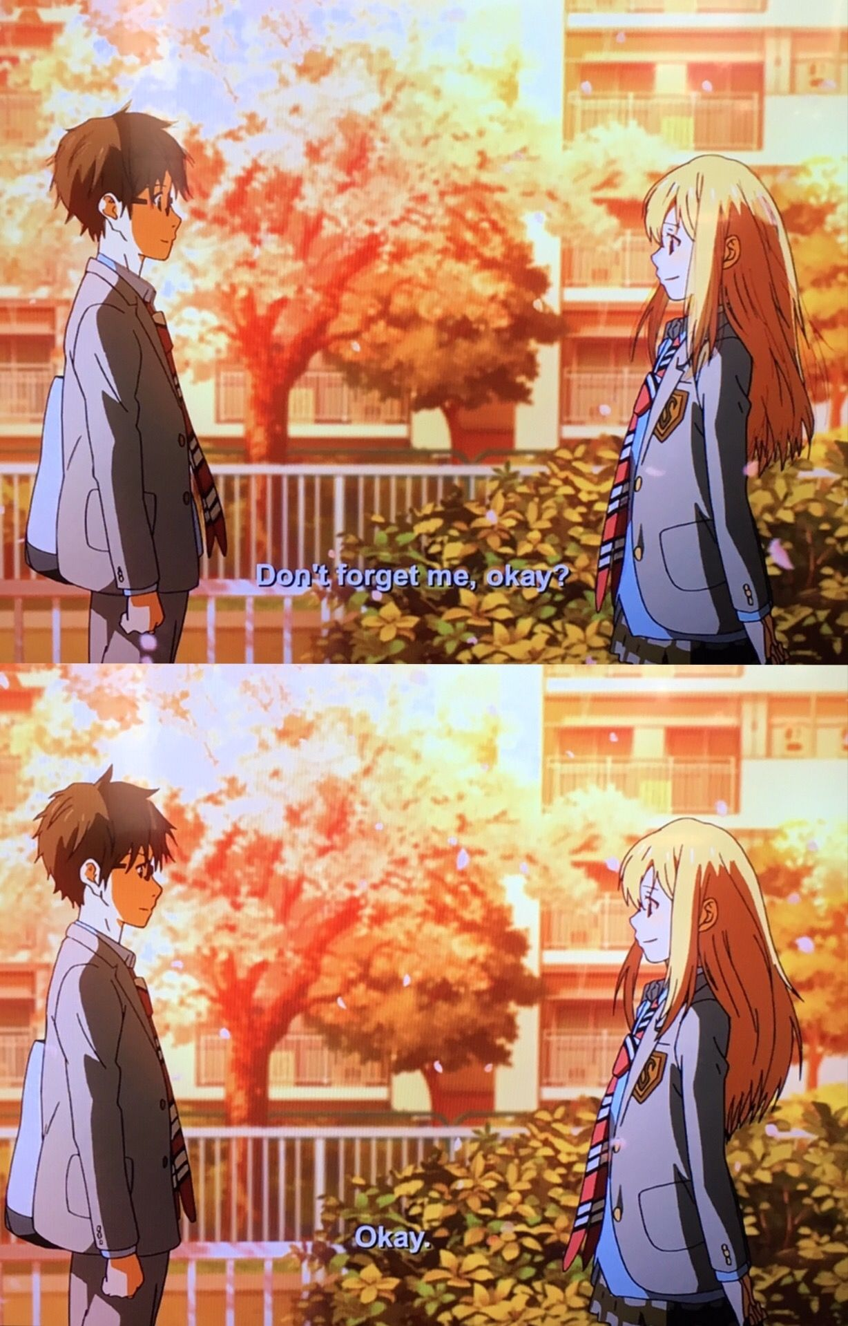 Your Lie In April Your Lie In April Aesthetic Anime Anime Wallpaper