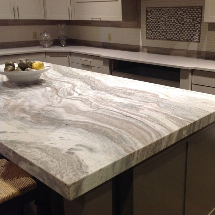 Fantasy Brown Satin Natural Stone Marble Slab Arizona Tile Granite Countertops Kitchen Kitchen Remodel