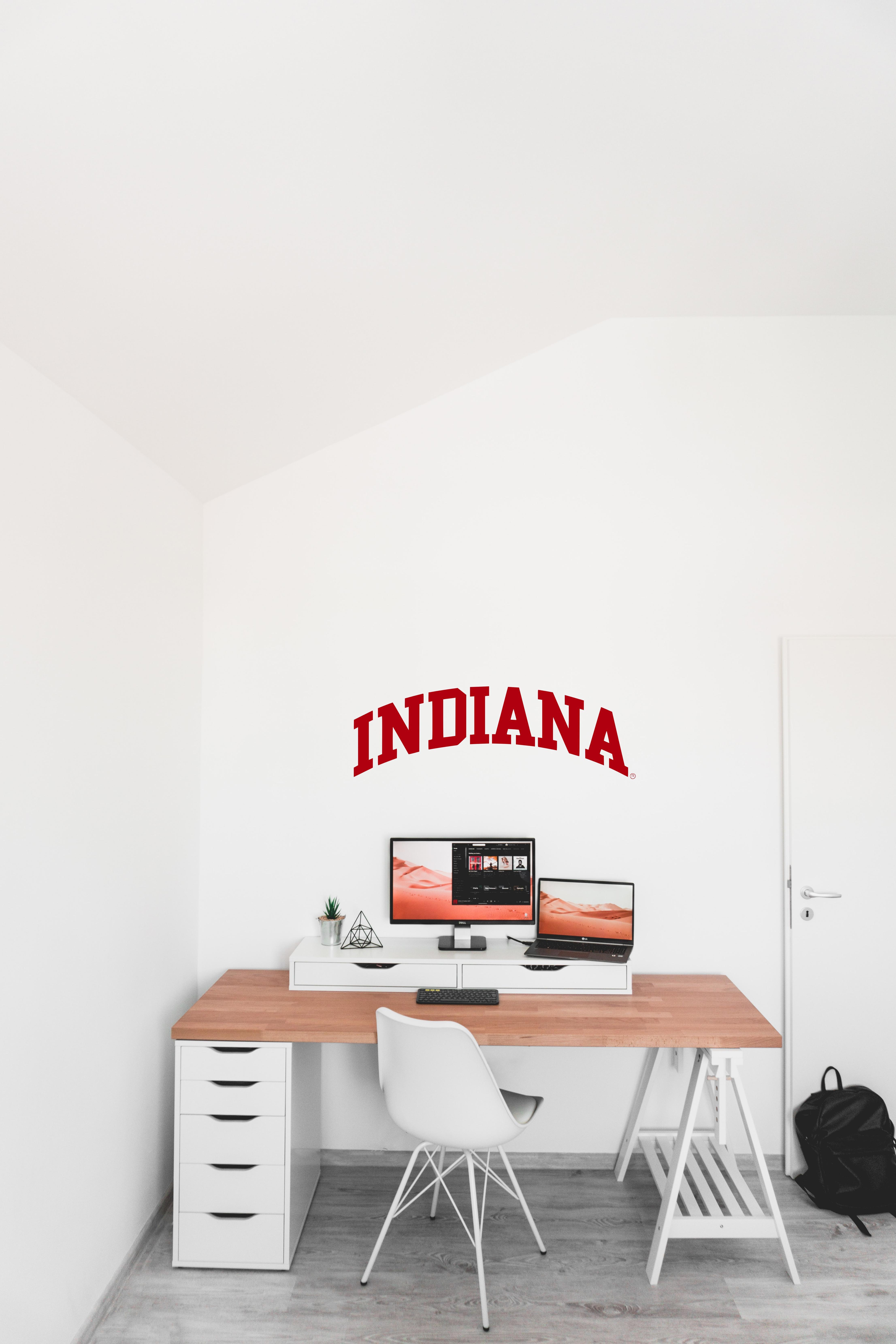 Indiana University Vinyl Wall Decal Vinyl Wall Decals Vinyl Wall Indiana University [ 6638 x 4425 Pixel ]