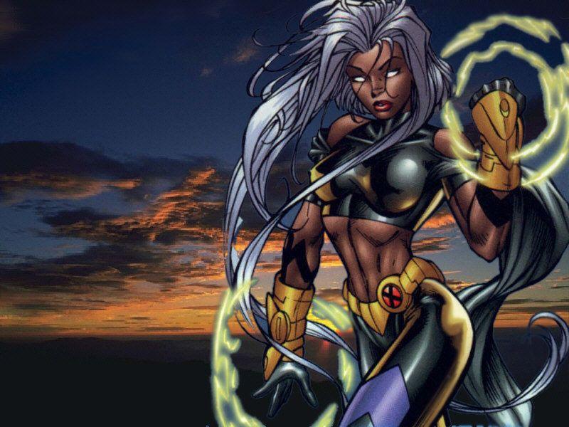 X Men Storm Wallpaper - 52DazheW Gallery