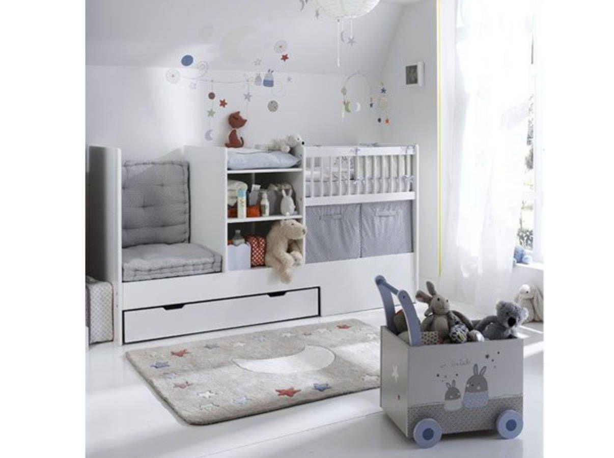 Chambre De Bebe 25 Idees Qui Changent Du Bleu Pour Un Garcon