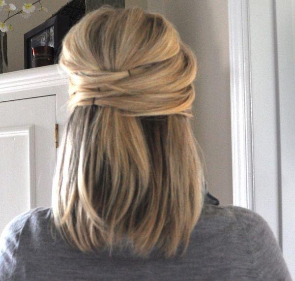 25 Cute Hairstyles For Medium Hair Slodive Hair Styles Hair Lengths Long Hair Styles