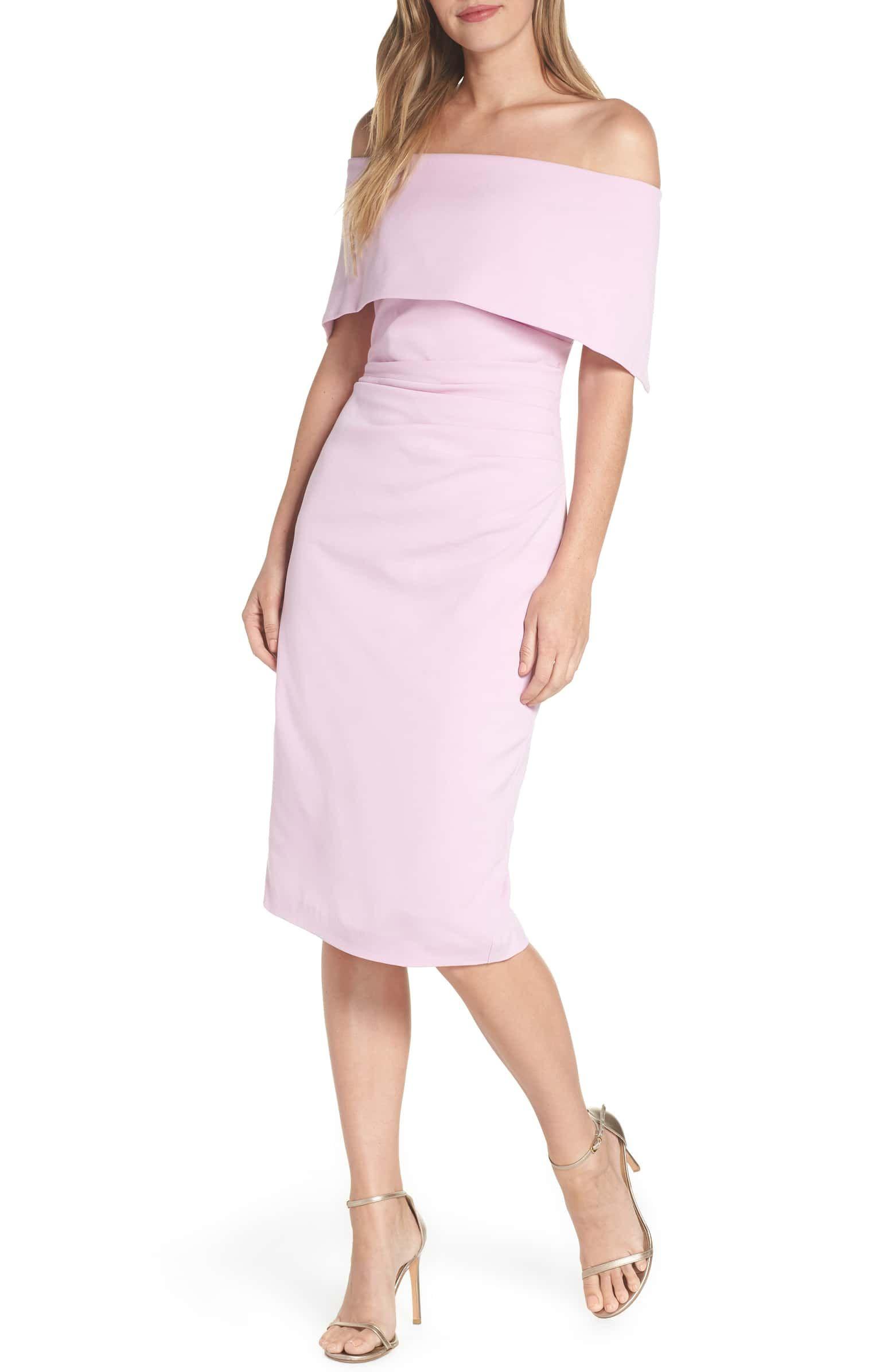 Vince Camuto Popover Cocktail Dress Regular Petite Nordstrom Dresses Fashion Clothes Women Womens Purple Dresses [ 2392 x 1560 Pixel ]