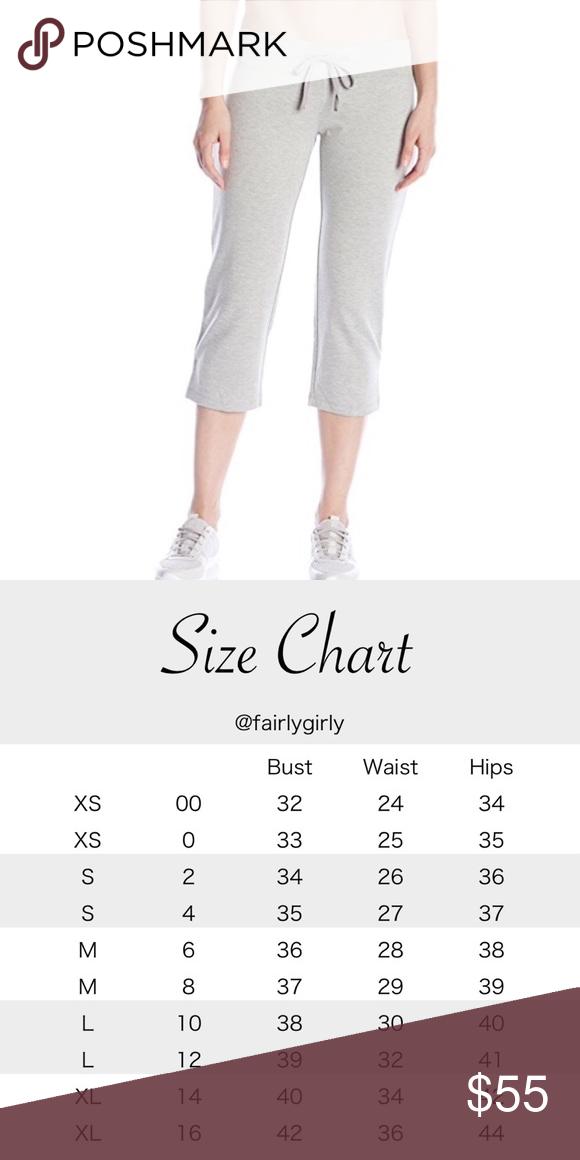 a5b7627e5f08 Drawstring Waist Soft Lounge Yoga Capri Pants Grey Great for the gym ...