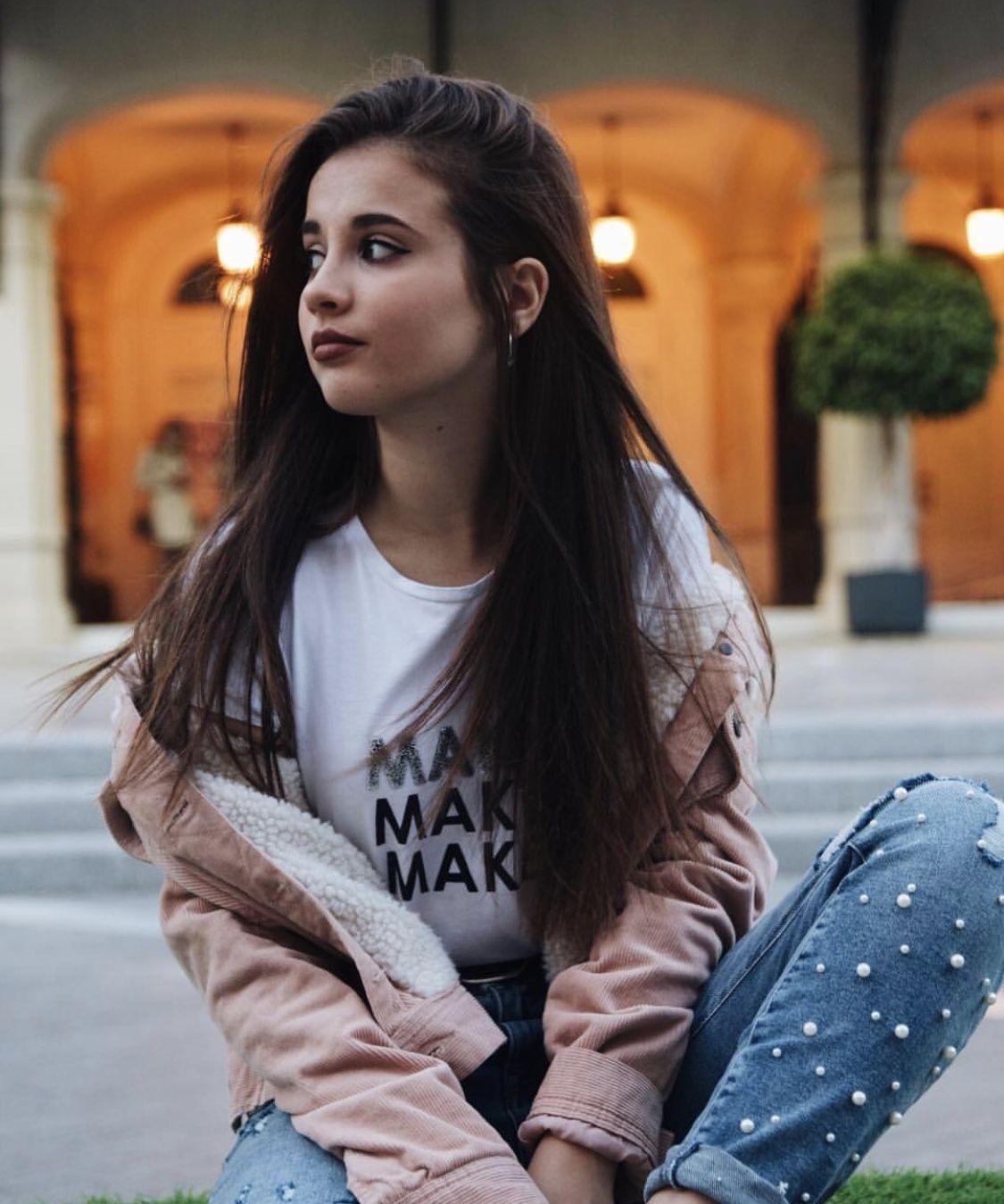 chica guapa 14 anos