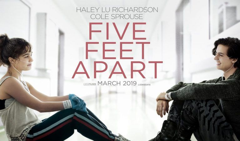 Five Feet Apart P E L I C U L A Completa 2019 En Español Latino Peliculas Latina Haley Lu Richardson Peliculas Cole Sprouse