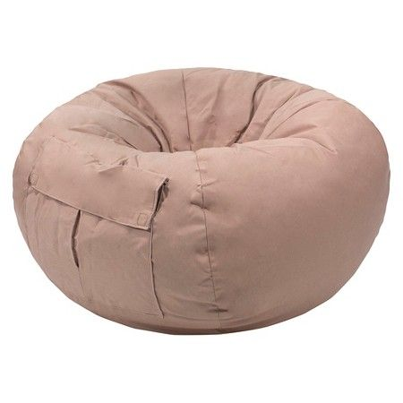 Awesome Small Denim Look Bean Bag Chair With Cargo Pocket Gold Evergreenethics Interior Chair Design Evergreenethicsorg