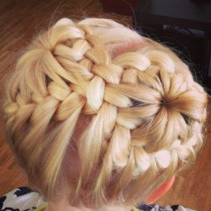 Not too difficult | Jenni's hairdays