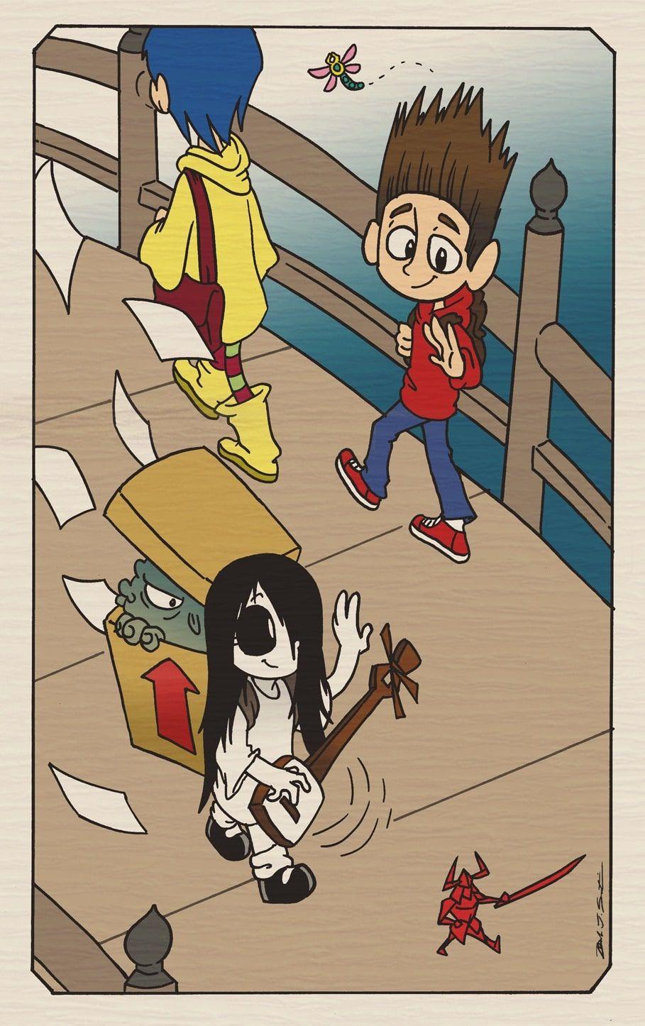 Erma :: Erma Strip #35   Tapas Comics - image 1