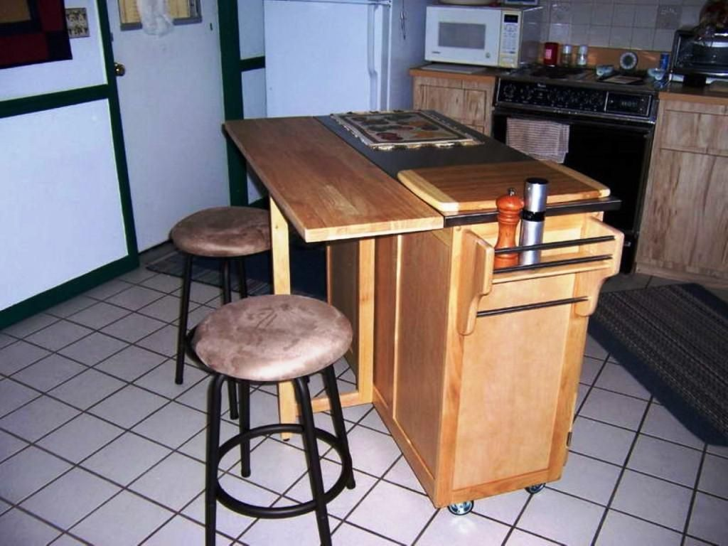Movable Kitchen Island Photos Ideas | Kitchen Ideas | Pinterest