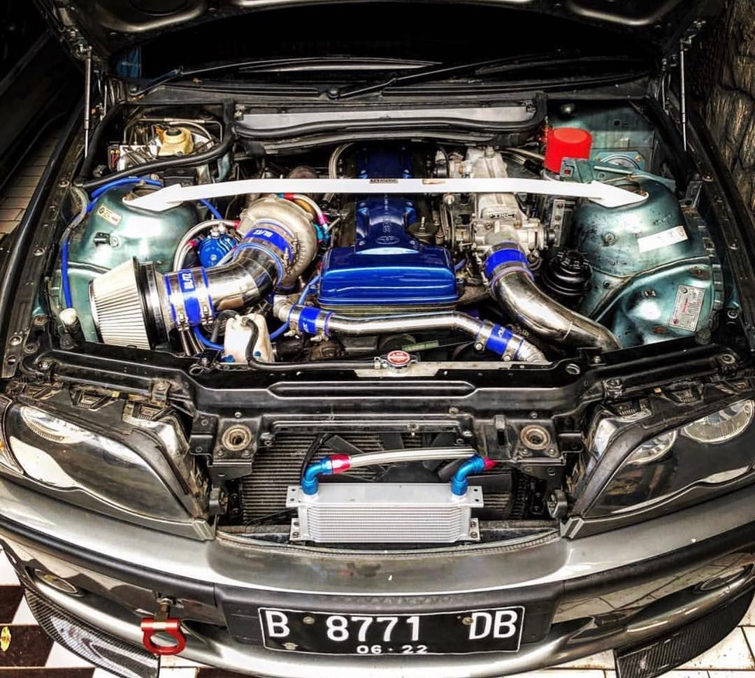 2JZ E46 318i BMW from Indonesia 🇮🇩 Would Drive