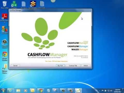 Easy Small Business Accounting Software - Download and Install
