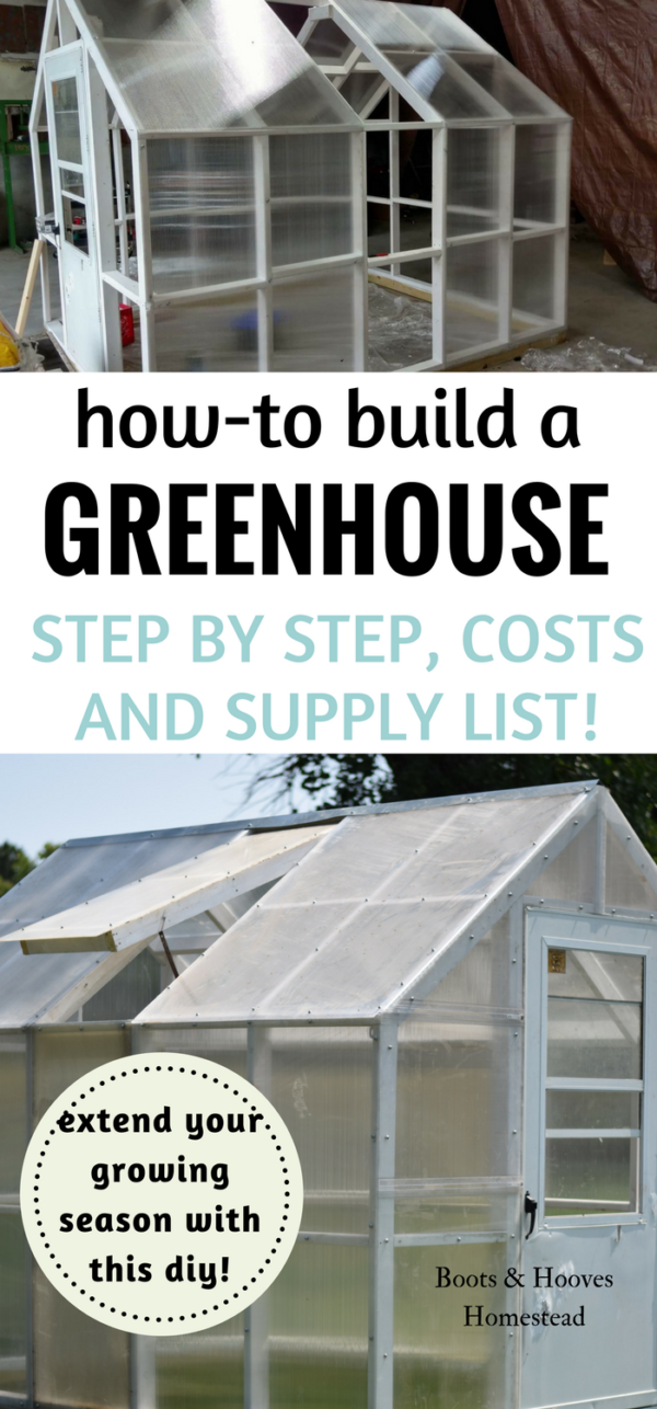 How To Build A Greenhouse Free Plans Build A Greenhouse Diy Greenhouse Plans Greenhouse Plans