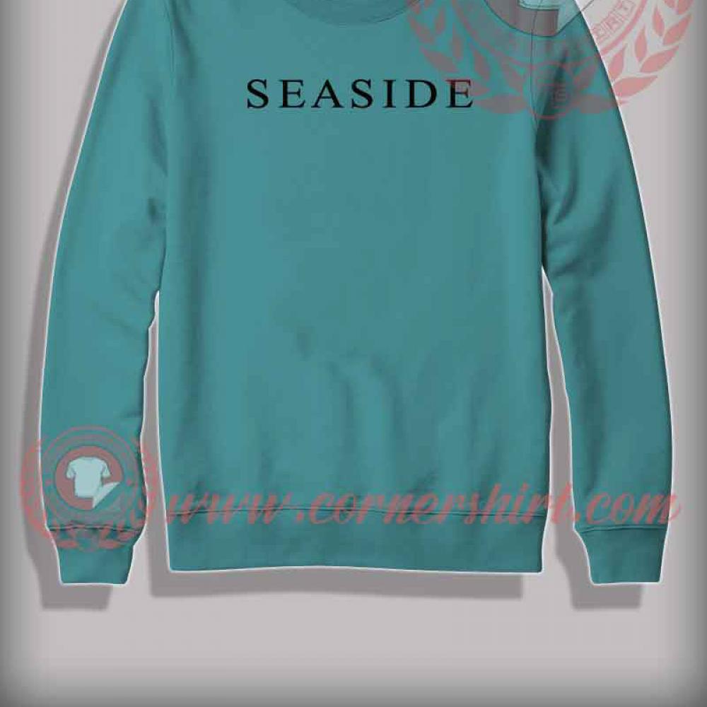a47ef645 Seaside Sweatshirt   Quotes Sweatshirt   Seaside sweatshirt ...