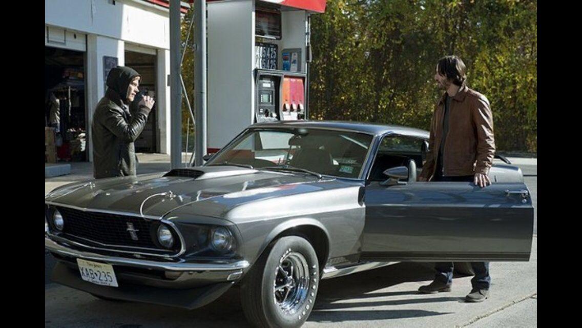 Mustang John Wick Mustang John Wick Car Mustang