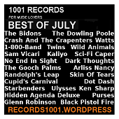BEST SONGS JULY 2016 https://records1001.wordpress.com/