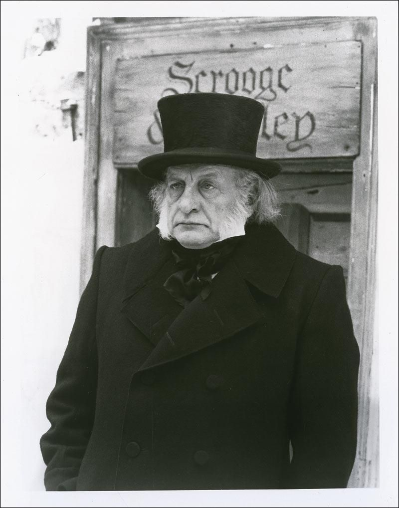 George C Scott A Christmas Carol.A Christmas Carol With George C Scott My Favorite Version