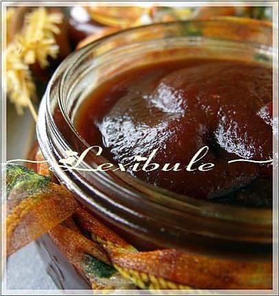 recette Beurre de pomme épicée à la mijoteuse