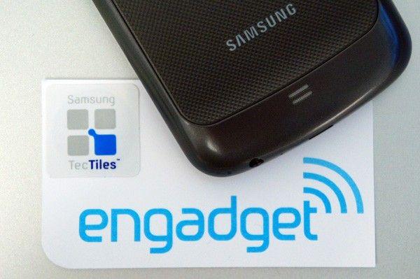 삼성 모바일의 NFC스티커 전략 | techNeedle