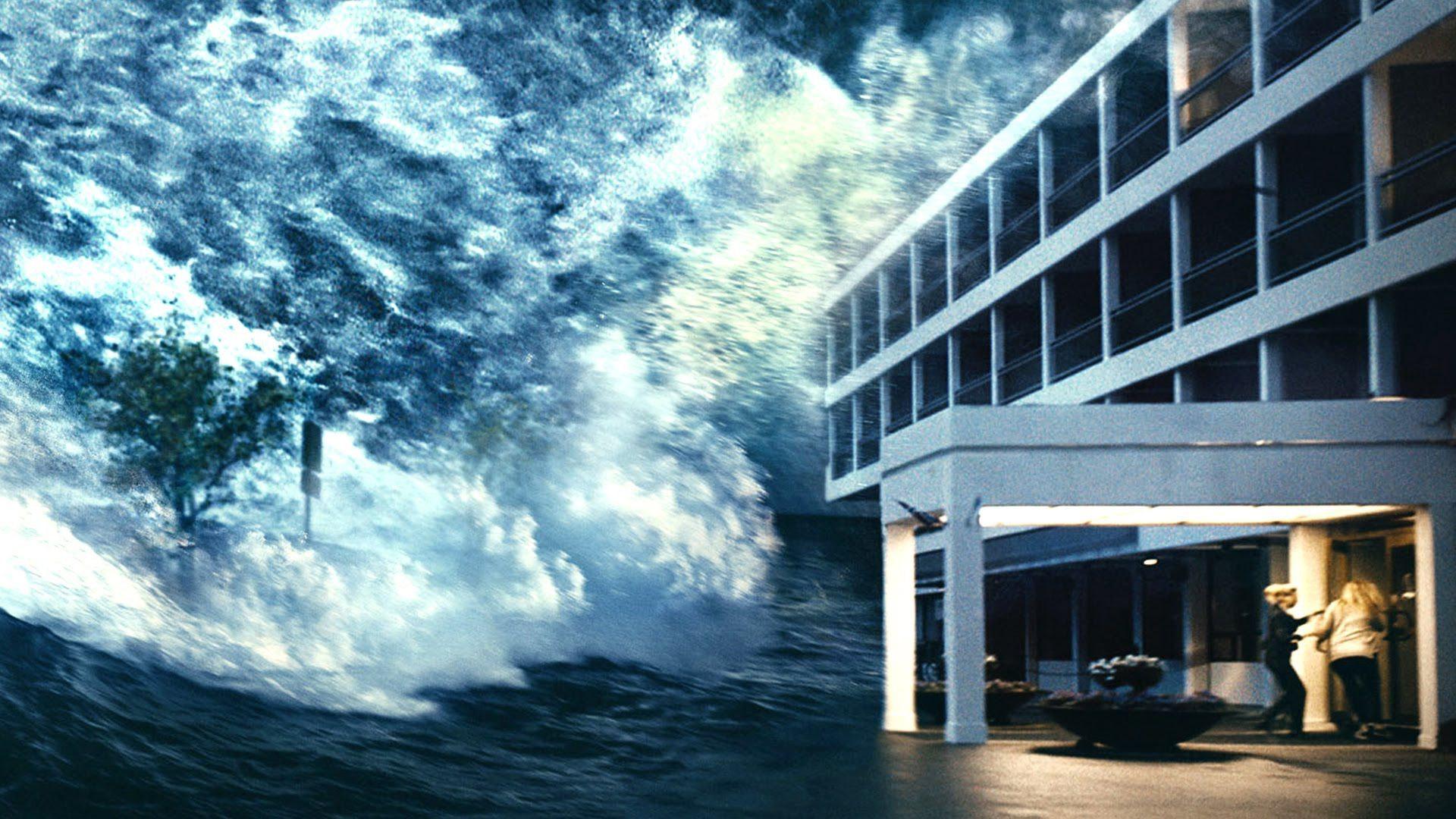 THE WAVE Trailer (Disaster Movie 2016) YouTube