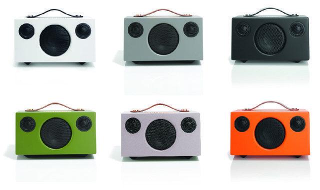 画像2 Audiopro 北欧デザインのポータブルbtスピーカー Addon T3 Phile Web スピーカー インテリア 収納 北欧デザイン