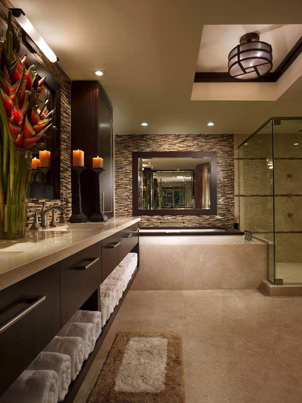 Asian Bathroom Design 45 Inspirational Ideas To Soak Up Luxury Master Bathrooms Modern Luxury Bathroom Bathroom Design Luxury