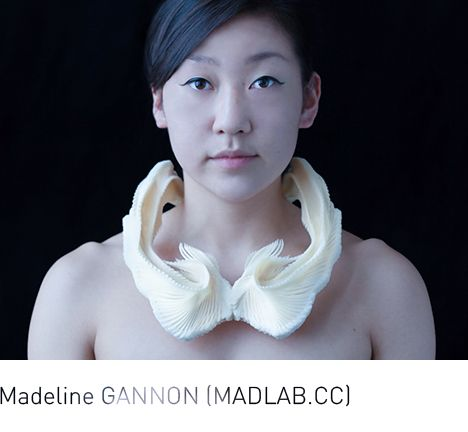 Madeline Gannon Madlab Cc Quot Reverberating Across The