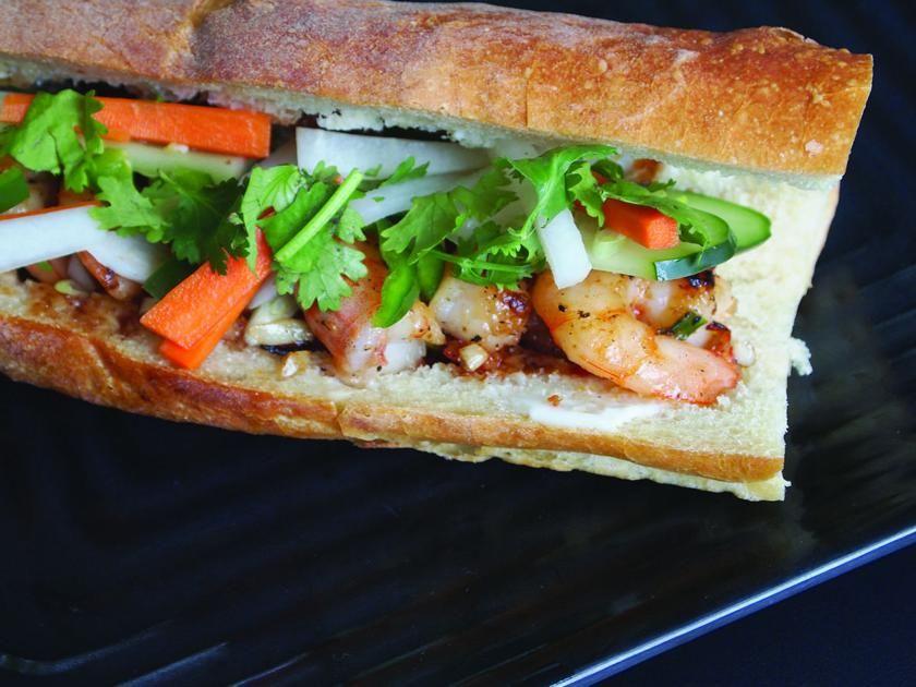 Banh mi a sandwich like no other sandwiches food