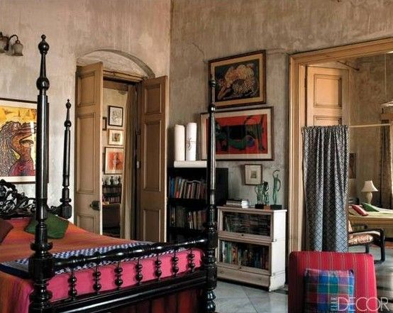 A Beautiful Old Home Revamped In Kolkata British Vintage Meets