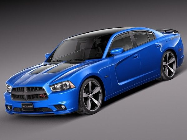 C4d Dodge Charger Daytona 2013 Dodge Charger Daytona 2013 By Squir