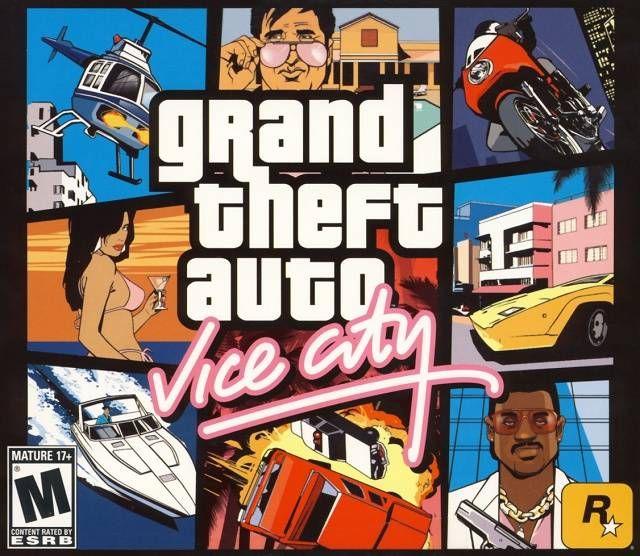 Happy 14th Birthday To Grand Theft Auto Vice City Http Ift Tt