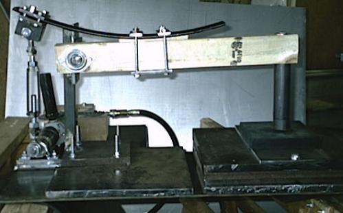 how to build a blacksmith power hammer
