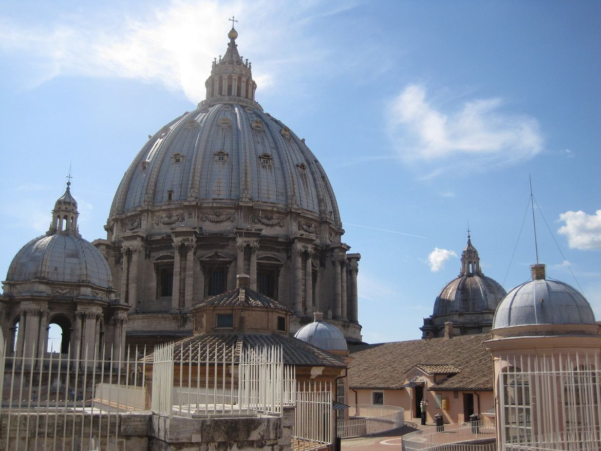 The Domes of St. Peter's