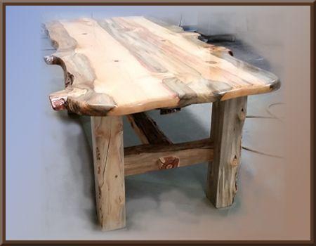 Blue Pine Kitchen Table