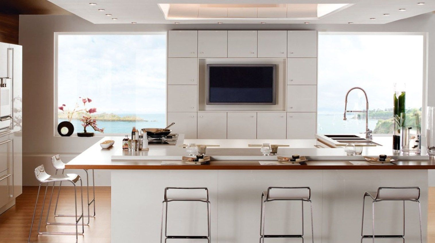 100+ Small Kitchen Design Pinterest - Best Interior House Paint ...