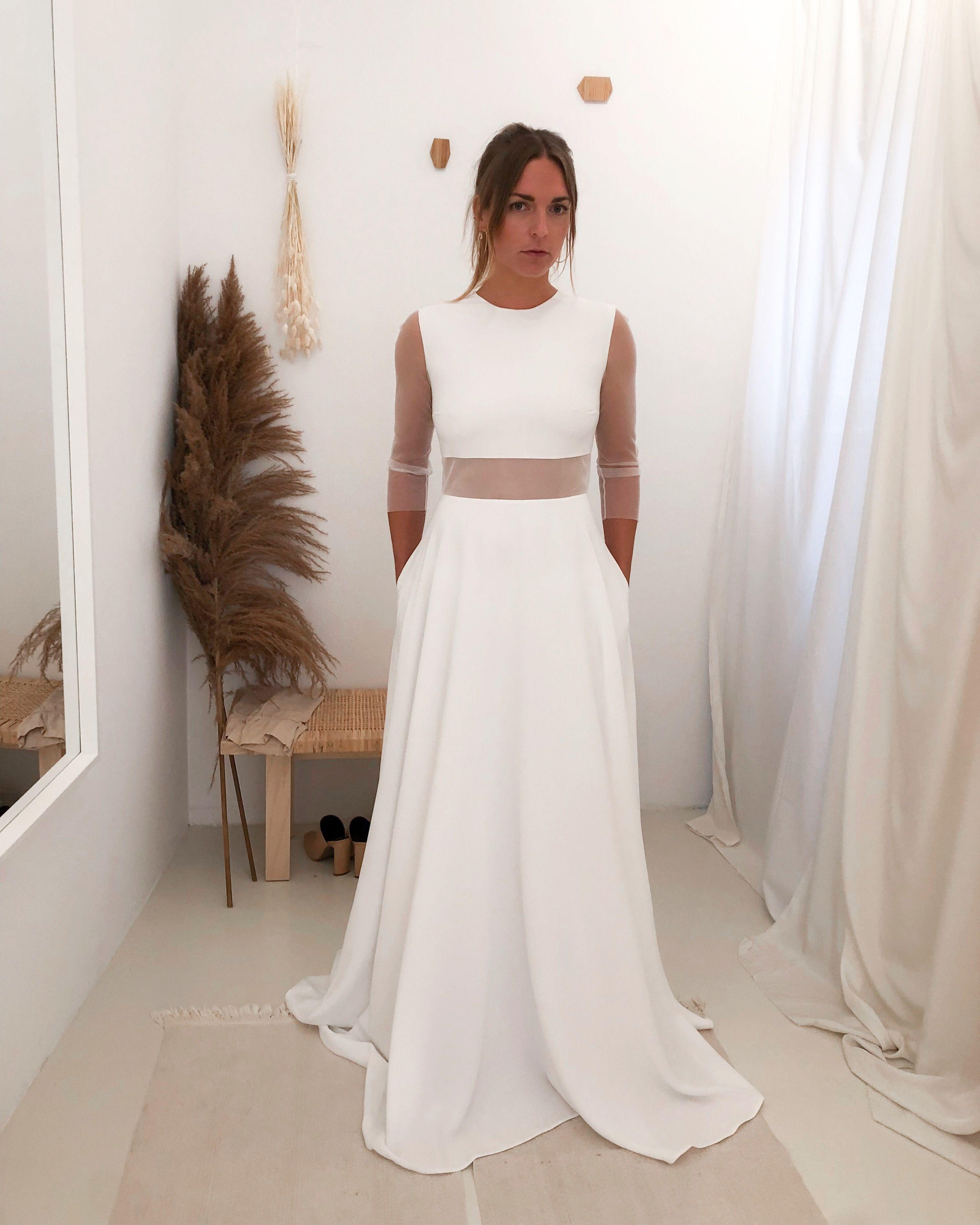 BON BRIDÉ - All The Feels Bridal Store  Hochzeitskleid modern