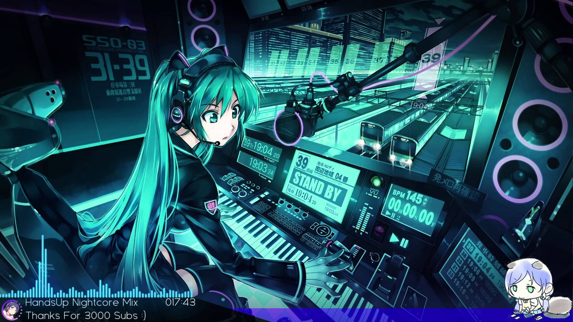 Techno/HandsUp Nightcore 3000 Subs Special ( ‿ ) Cool