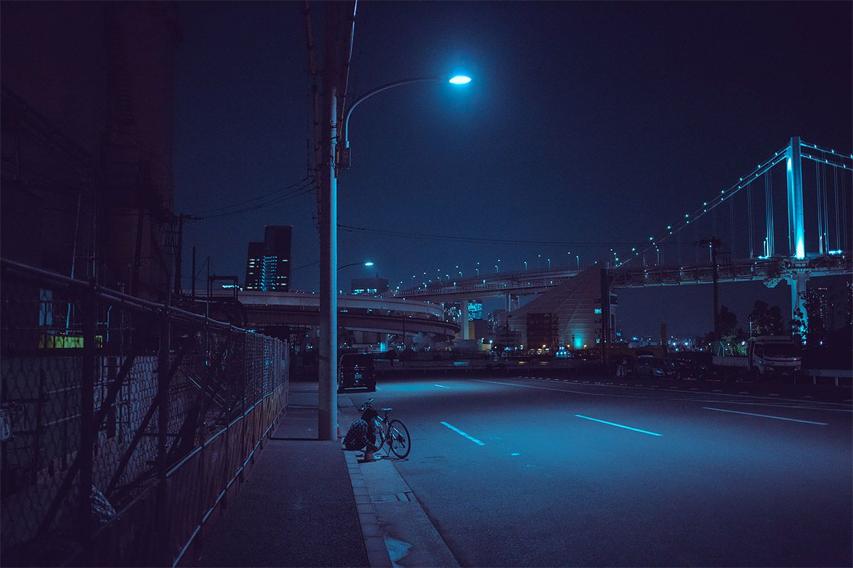 Neon Dreams: Amazing Photos by Matthieu Bühler ...