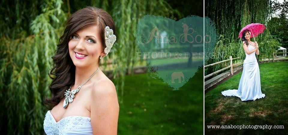 Seattle Bridal hair and makeup www.salondelladuchess.com Salon Della Duchess - Portfolio