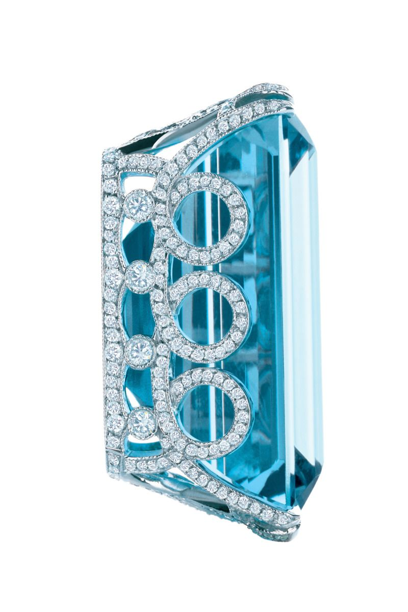 Image of Part of  The Great Gatsby Collection by Tiffany & Co. Part of The Great Gatsby Collection by Tiffany & Co.